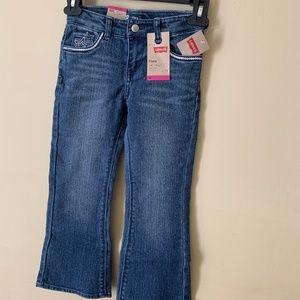 Girls Levi's Stretch Flare Jeans